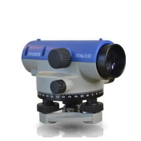 STAL1132- Niveau opt 32X - GON -STD Dev. 1,5 mm/double au 1 Km