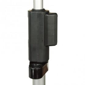 CLS111 Canne télescopique 1.30 - 2.15m type leica