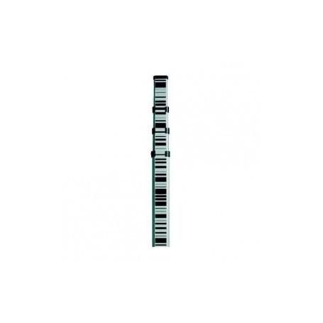 D1-5M Mire Code barre Aluminium 5m pour D1