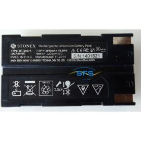 BT-S9374, Batterie Li-Ion pour S9IIIPlus/S8 Plus GNSS  [7.4V., 2500mAh]