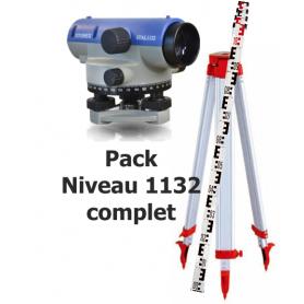 PACK Niveau Stonex 1132 - GON -STD Dev. 1,5 mm/double au 1 Km