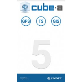 UPGRADE CUBE V4 VERS V5 Logiciel de collecte de données GPS / Station STONEX