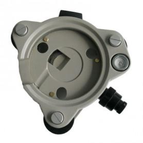 STJ10G Embase type sokkia avec plomb optique
