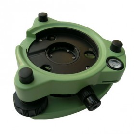 AJ13L3 Embase type Leica avec plomb optique